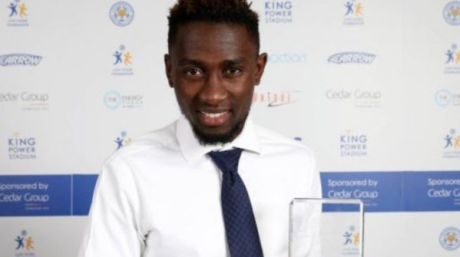 Ndidi wins Leicester's young player of the year award