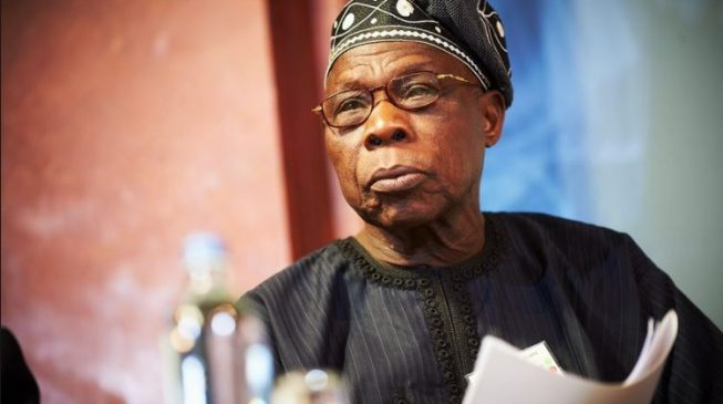 'Connect to chapter 41 of My Watch if you don't have light'– Nigerians ridicule Obasanjo over '$16bn' allegation