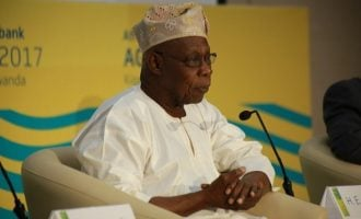 EXTRA: I learnt '419 tactics' in prison, says Obasanjo