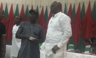 Fayose's candidate defeats Adeyeye to pick PDP guber ticket