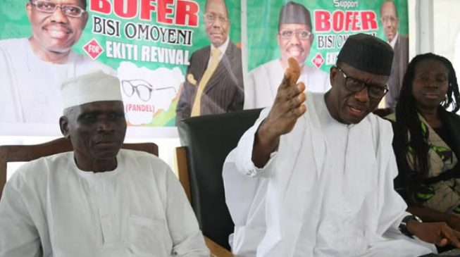 'Fight for your future' — governorship candidate tells Ekiti people