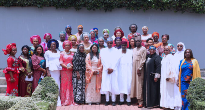 '50% of Nigeria's elective positions should be allotted to women in 2023'