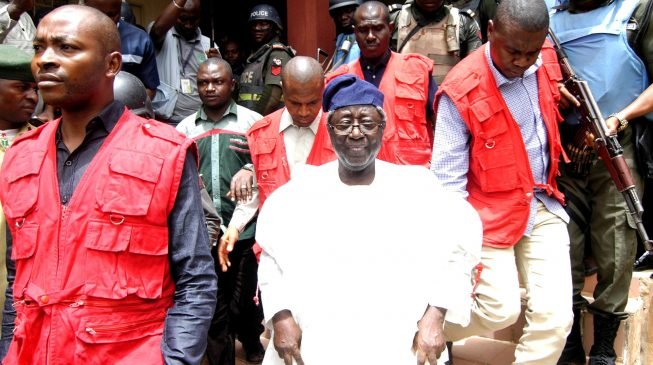 After nine days in EFCC custody, court sends Jonah Jang to prison