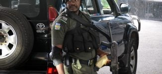Police foil bank robbery in Nasarawa