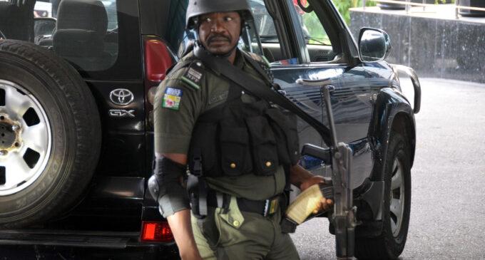 Gunshots as police officers protest in Maiduguri