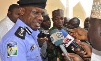 Nigerians can search police officers, says IGP