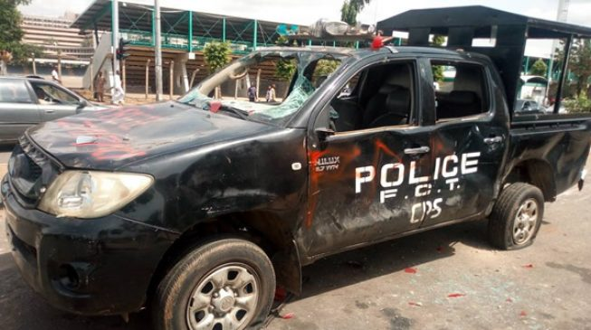 Policeman stoned to death during clash with Shi'ites in Kaduna