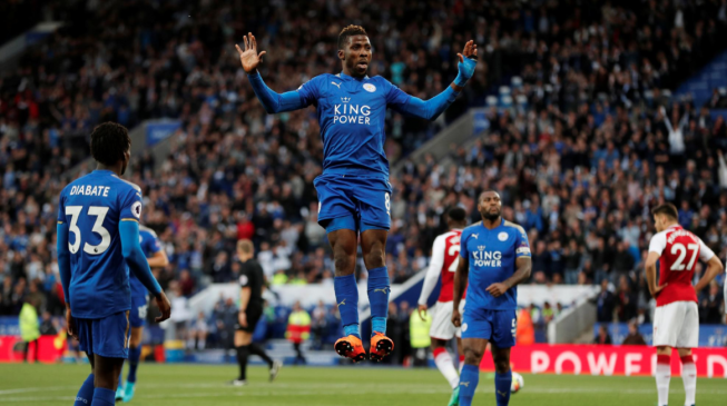 Iheanacho stars for Leicester; Chelsea falter and City bid farewell to Toure