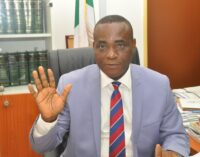 Enang: Greater part of 2018 budget will be funded through loans