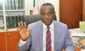 Enang: Buhari won't interfere with leadership of 9th n'assembly