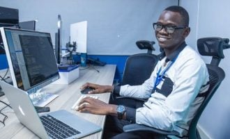 SPOTLIGHT: How Seun Martins defied his parents, ditched college degree to pursue programming