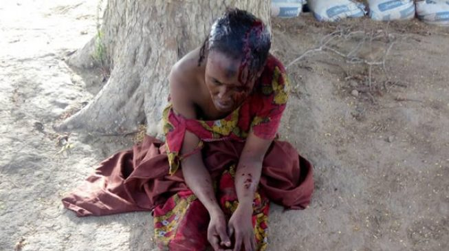 Worshippers nab suicide bomber inside Yobe mosque