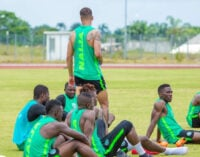 Buhari to host Super Eagles on Wednesday