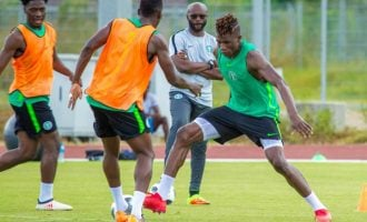 Ola Aina, Mikel Agu dropped as Rohr prunes World Cup squad to 23