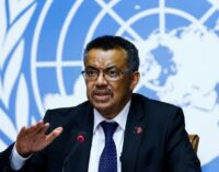 WHO calls for universal health coverage for improve health security