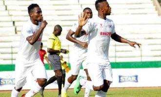 Rangers' Olusesi wins VAT wonder goal award