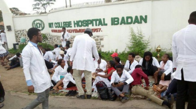 Doctors and the Nigerian festival of tears