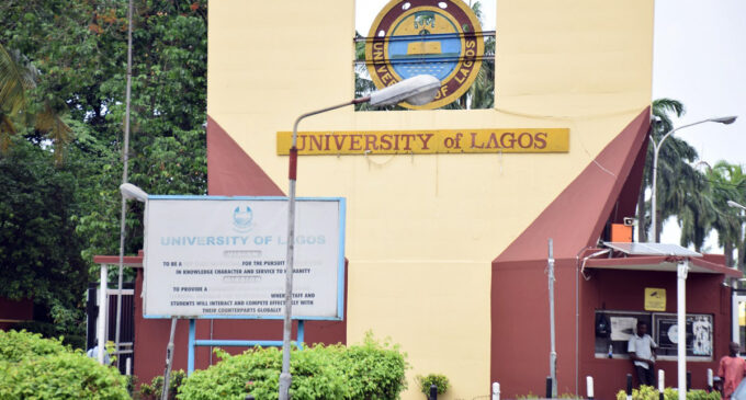 UNILAG governing council appoints Omololu Soyombo as acting VC