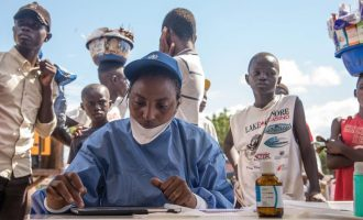 Vaccination against Ebola has commenced in Congo, says WHO