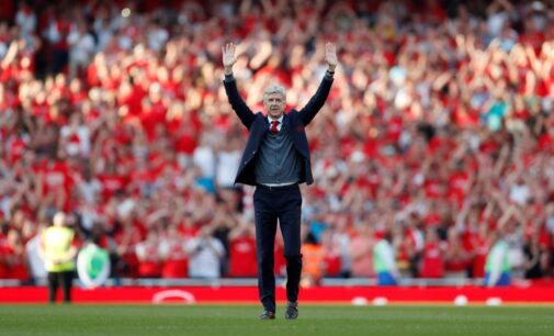 The post-Wenger Arsenal years are here