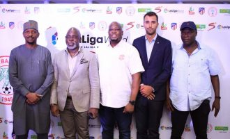 Atlético Madrid to play Super Eagles in GoTV MAX Cup