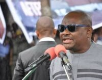 Wike: I'll seal FIRS offices if they continue to 'bully' Rivers over VAT collection