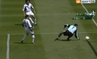 World Cup Special: The day Zubizaretta 'scored' for Nigeria in France '98
