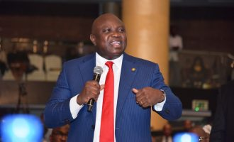 Ambode submits nomination form despite plot to stop him