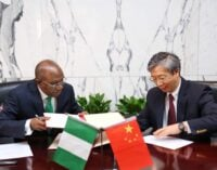 Nigeria signs currency swap deal with China, NFP in focus