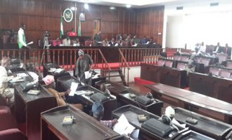 Ondo assembly suspends deputy speaker loyal to Agboola Ajayi