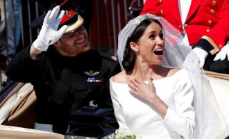 Meghan Markle, Prince Harry expecting a baby April/May 2019