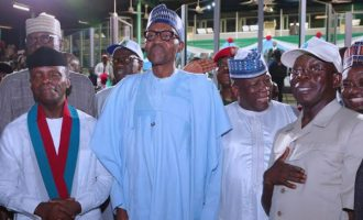 The APC ship is sinking…
