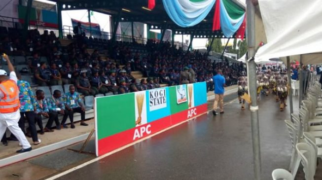 Deputy governor, senators absent as Imo APC elects new chairman