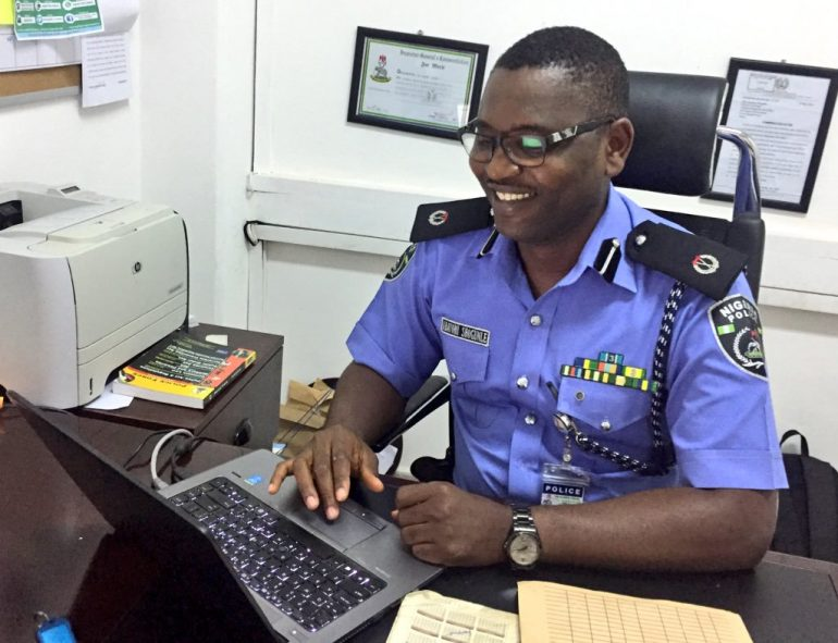 Nigerian lawyers more active on social media than in courts, says assistant police commissioner