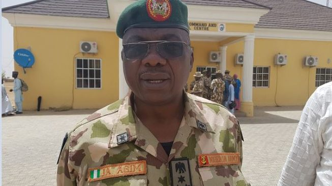 Army rejects report of rape in IDP camps, says it may take action against Amnesty