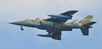 Air force 'bombs' Boko Haram inside Sambisa forest