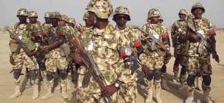 Army speaks on Buhari's directive to deal 'ruthlessly' with ballot snatchers