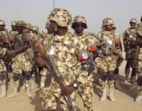 Army arrests four Boko Haram 'logistics suppliers' in Borno