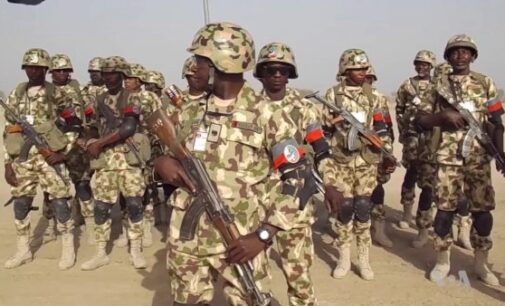 Nigerian army and the triumph of public trust