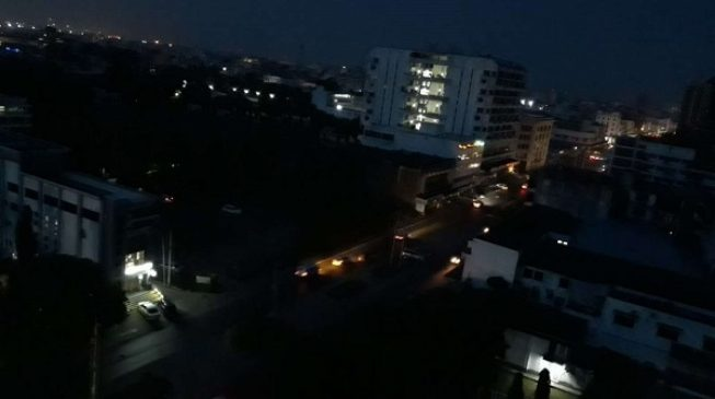Blackout as power grid collapses — 11th time in 2019