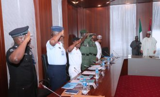 Buhari summons service chiefs over killing of soldiers by Boko Haram