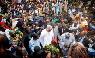 Amaechi: If Buhari contests election on a sick bed, Bauchi people will vote for him