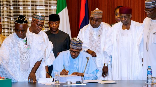 N2.2trn on debt service, fresh N1.6trn loan, rising oil dependence — 7 troubling facts about 2018 budget