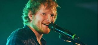 FULL LIST: Ed Sheeran named UK's most played artist — fourth time in five years