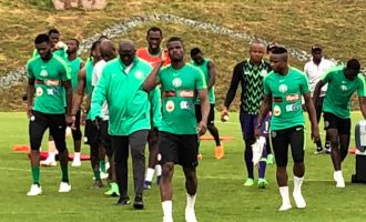 Rohr: Super Eagles not ready for the World Cup