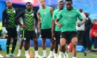 Afcon: We won't disappoint you, Eagles assure Nigerians in Cairo