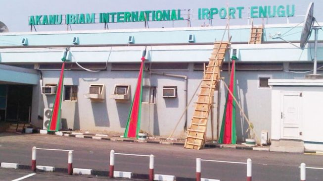 FAAN to shut down Enugu airport runway from August 24
