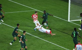 World Cup group stage stats & facts: Etebo's own goal and lots more
