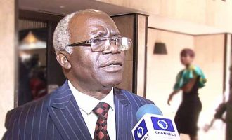 Falana: Appeal court judges are empowered to hear matters in high court