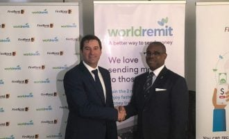 First Bank partners with World Remit to 'strengthen' digital money transfer